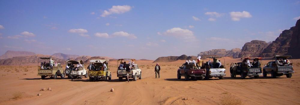 Mi viaje al desierto