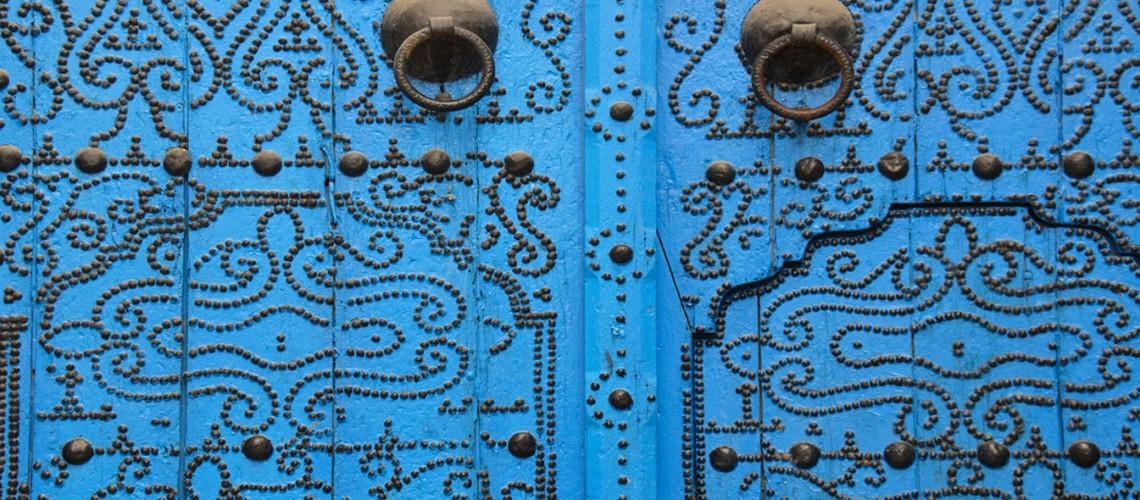 Azules de Túnez